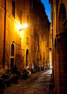 Rome-Streets