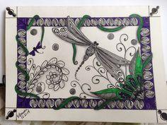 My Drawings, Zentangle, Inspired, Inspiration, Art, Biblical Inspiration, Zentangles, Zen Tangles, Kunst
