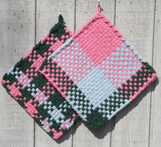 Hot Pad Set, Large Potholders, Trivets, Pot Holders, Hotpads