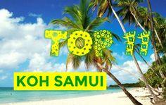 Le Top 11 de Koh Samui : les incontournables