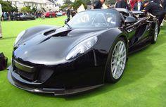 6. Hennessey Venom GT Spyder