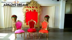 Dining Chairs, Wedding Decorations, Birthday, Dreams, Furniture, Home Decor, Birthdays, Decoration Home, Room Decor