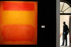 Mark Rothko's painting sold for record $86.9 million at Christie's New York ☆ Art connoisseurs namely contemporary art collectors, here is the latest news from the world of modern art. A sunset-colored painting by Mark Rothko has officially become world's most expensive contemporary artwork by fetching a cool $86.9 million...