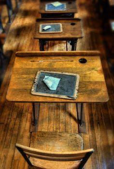 Desk & Writing Slate