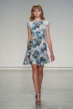 Rebecca Taylor Spring 2014 Runway Show | NY Fashion Week