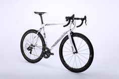 Matthew's Race Bike - Saffron Frameworks   Bicycle Frame Builder London
