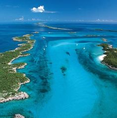 The Bahamas are calling me... I need to go and see what it is that they want.