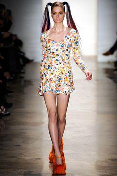 Jeremy Scott Fall 2011 Ready-to-Wear Fashion Show - Bo Don