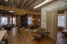 Dreambuilders, TeamBlue's re-designed loft.