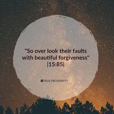 Beautiful forgiveness. #Islam