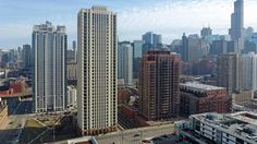 View from the tower crane at K2 by YoChicago1, via Flickr #k2 #apartments #apts #building #chicago #chitown #fultonriver #westloop #decor #luxury #architecture #highrise #view #views #neighborhood #bedroom #bathroom #kitchen #livingroom #rent #apt #live #choose #decorate #decoration http://k2apts.com http://twitter.com/k2apartments