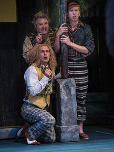 """REVIEW by The Spectrum: """"Comedy takes center stage in 'Twelfth Night'"""