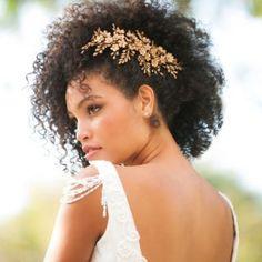 40 wedding hairstyle ideas for medium hair - Afro Hair Afro Wedding Hairstyles, Natural Afro Hairstyles, Flower Girl Hairstyles, Summer Hairstyles, Pretty Hairstyles, Hairstyle Ideas, Medium Hair Styles, Curly Hair Styles, Natural Hair Styles