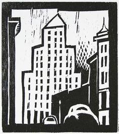 Lockwood Dennis. Office Tower, 1997.