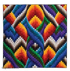 BRAIDED BARGELLO QUILTS Simple Process, Dynamic Designs • 16 Projects Ruth Ann Berry