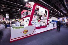 #ExhibitionStand for Al Shura @ Gulfood 2014 / A double-storey stand