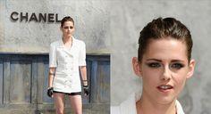 Kristen Stewart na nova campanha da Chanel