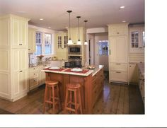 Colonial Kitchen Cabinets  Colonialstyle '50's Home For Sale Extraordinary Design My Kitchen Home Depot Decorating Inspiration