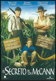 El secreto de los McCann (2003) EEUU. Dir.: Tim McCanlies. Comedia. Vellez. Adolescentes. Familia - DVD CINE 2028