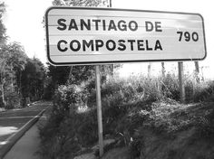 Camino de Santiago de Compostela Trek. I WILL DO THIS. What an AMAZING trip to take for a honeymoon.
