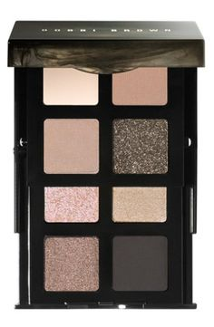 Smokey nudes by Bobbi Brown