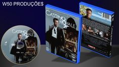 007 - Cassino Royale - CAPA - ➨ Vitrine - Galeria De Capas - MundoNet | Capas & Labels Customizados