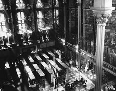 """Old Main Hall.""  Public Library of Cincinnati & Hamilton County"