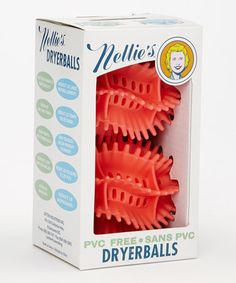 Loving this Quick Change Dryer Balls on #zulily! I love these-have the round style-work great