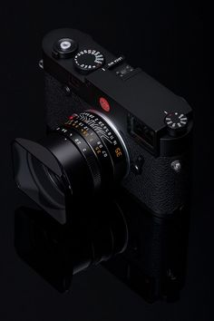 The Leica is a full-frame, guide focus digital camera with an archaic coupled rangefinder focusing system, a tunnel-type optical viewfinder, no v Leica M, Leica Camera, Camera Gear, Nikon Dslr, Film Camera, Leica Photography, Photography Camera, Digital Photography, Entryway