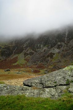Breath of the Grey King - Cader Idris, Wales