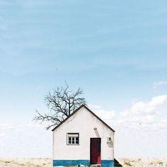 """Galeria de Arte e Arquitetura: """"Casas Solitárias"""" por Sejkko - 2"""
