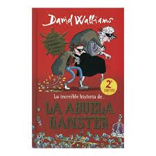 La Abuela Ganster - Autor: David Walliams Editorial: Montena
