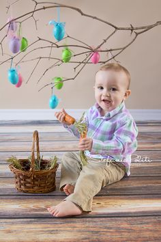 "So happy to see all the little ""peeps"" in their Easter best! Thank you for being a part of my Easter mini sessions! Photography Props Kids, Baby Boy Photography, Spring Photography, Photography Poses, Holiday Photography, Easter Backdrops, Foto Newborn, Foto Baby, Baby Pictures"