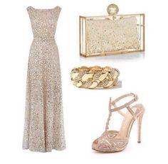 Image via We Heart It #dress #fashion #luxury #shoes #wonderful