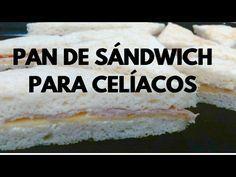Cómo hacer pan de miga para celíacos - Receta libre de gluten (Sin TACC) - YouTube