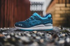 """The ASICS GEL-Lyte III """"Energy"""" Picks Up a Ripstop Base"""