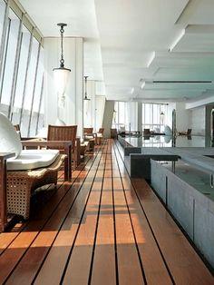 上海柏悦酒店--季裕棠 - 金玉米