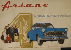 MUSÉE DE L'AUTO à CARRIERE-SOUS-POISSY 78 – CAAPY Aventure Automobile de Poissy – Ford / Chrysler / Fiat / Talbot / Simca / Ariane / Vega / ...