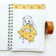 Visit: https://www.etsy.com/shop/CraftPlanets for unique and cute washi tapes.