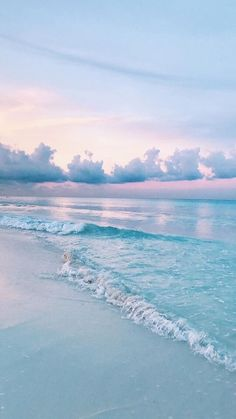 blue, pastel, and sea image