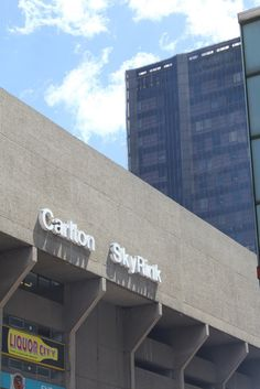 Carlton Centre, Stop 3 on our Joburg Red City Tour. #JoziRedBus Get your tickets at www.citysightseeing.co.za/tickets