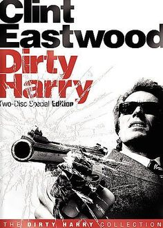 DIRTY HARRY (DVD/SPECIAL EDITION/2 DISC/O-SLEEVE)
