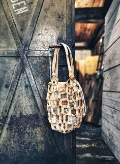 Net Bag Natural - pleciona torba / worek - torby na ramię - unisex - Pakamera.pl Net Bag, Lady Dior, Lens, Unisex