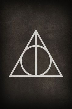 Harry Potter and the Deathly Hallows. Symbol for Deathly Hallows Harry Potter and the Deathly Hallows. Symbol for Deathly Hallows Harry Potter Fan Art, Harry Potter Phone Case, Images Harry Potter, Harry Potter Painting, Harry Potter Room, Harry Potter Tumblr, Harry Potter Quotes, Iphone Wallpaper 4k, Sf Wallpaper