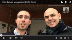 [NOVO VÍDEO]  Ecos da Aula Magna com Benito Garcia.  Aqui aprende-se com os melhores Internet Marketers do país.  O Benito veio de propósito de Barcelona e vai muito mais Rico...  SABE PORQUÊ ==> http://youtu.be/1gp4QZ-wNxU