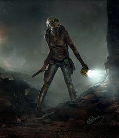 Survivor by 88grzes on DeviantArt