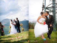 Lyndsay & Kyle's Wedding - Durango Mountain Resort - Durango, Colorado
