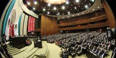 Sesionan a media luz en la Cámara de Diputados