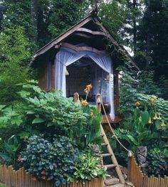 prettiest small garden