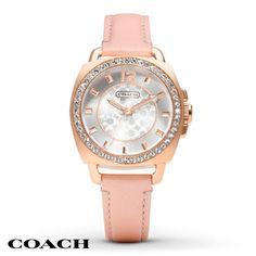 Coach Womens Watch Mini Boyfriend 14501788